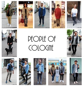 People of Cologne